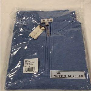 Peter Millar Sweaters - Peter Millar Mens 1/4 Zip Pullover (74)